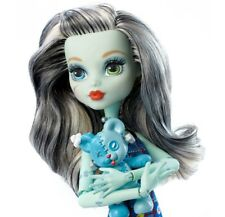 Monster High Puppe Frankie Ghouls Beast Pet Neu Ohne Box New No Box