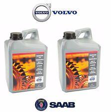 For Saab 9-5 Volvo S60 S80 V70 XC60 XC70 XC90 8 Liters Auto Trans Fluids Genuine