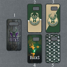 Milwaukee Bucks Phone Case For Samsung Galaxy S21 S20 S10 S9 Note 20 10 9 Cover