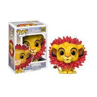 FUNKO POP Mickey El Rey León Simba 302 # WITH BOX
