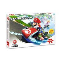 Mario Kart 1000 piece jigsaw puzzle