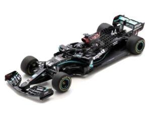 SPARK NEW LEWIS HAMILTON MERCEDES BENZ AMG F1 W11 1/18 STYRIAN GP 2020 MODEL