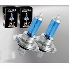 H7 55W 8500K  Xenon Optik Halogen Lampen  Super White Birnen Autolampen E-PRÜFZ.