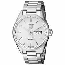 Tag Heuer Men's WAR201B.BA0723 'Carrera' Automatic Stainless Steel Watch