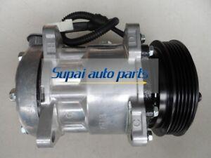 New A/C Compressor For CITROEN AX BERLING ZX PEUGEOT 106 205 306