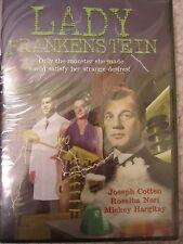 NEW SEALED Lady Frankenstein -1972- (DVD 2009) Mel Welles, Joseph Cotton, Horror