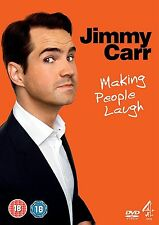 Jimmy Carr - Making People Laugh (2010) BRAND NEW AND SEALED UK REGION 2 DVD