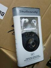 Skullcandy 50/50 Earbuds Headphones W/Mic3 White