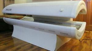 Phillips double sunbed 20 tubes