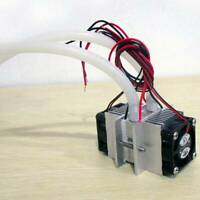 DIY kits Thermoelectric Peltier Refrigeration Cooling System Water+fan+Coolers