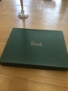 HARRODS Championship Golf Courses place mats