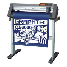 Graphtec Ce6000 60 Vinyl Cutting Plotter 24 No Stand