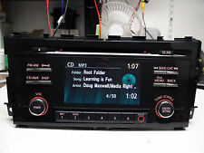 Nissan Altima 2013 player CD MP3 XM Bluetooth AUX USB iPod TESTED 57558g