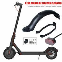 Rear Mudguard Splash Fender Guard Kit for Xiaomi M365/M365 Pro Electric Scooter
