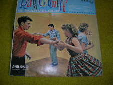 RARE LP 25 CM RAY CONNIFF'S MARVELOUS-philips b 07.847 R