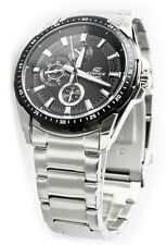 Casio Edifice Analog Sports Men's Watch EF-336DB-1A1  EF336DB 1A1
