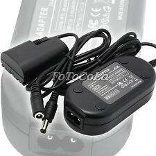 AC power adapter for Canon EOS 60D 80D 5D Mark IV II III as ACK-E6 w/ DC coupler