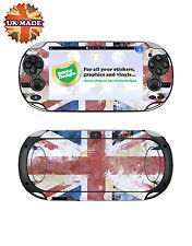 Ps Vita Union Jack Vinilo Etiqueta De La Piel-Protector Playstation Vita Piel pegatinas