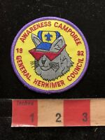 General Herkimer Council Awareness Camporee Cub/Boy Scout Patch Sunglasses 83K4