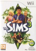 Sims 3 (Nintendo Wii), Very Good Nintendo Wii,Nintendo Wii Video Games
