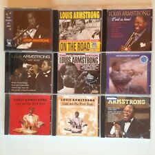 LOT CD - COFFRET 3 CDS SPECIAL LOUIS ARMSTRONG