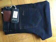 Men's dark blue jeans Brioni Made in Italy Size 31