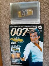 James bond 007 car collection No19 MGB.