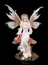 Hadas Figura - nobilia auf Árbol del mundo - ELFO Estatua Decorativa Otoño