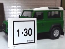 Land Rover Discovery Defender 200TDI BTR0955 Engine Bay Label Decal Sticker 1.30