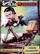 Super Albo MANDRAKE n°142 1965 ed. SPADA  [C21C]