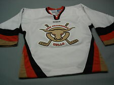 Reebok SAN FRANCISCO BULLS  Hockey Jersey AHL New !! adult SMALL