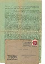 Brief Bautzen, 11.3.45, Erschütternde Eindrücke vom zerbombten Dresden