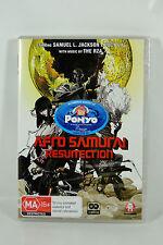 Afro Samurai Resurrection - Region4 DVD - BRAND NEW