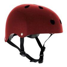 Cascos de ciclismo rojo talla L