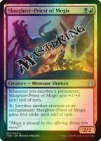 4x FOIL Slaughter-Priest of Mogis Theros Beyond Death THB MtG MasteringtheGame