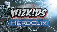 Heroclix DC Rebirth Complete Set CURSR + Fast Forces