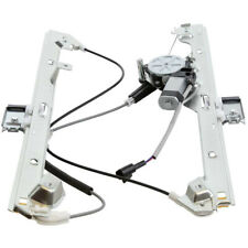 Front Driver Left FL Side Window Regulator w/ Motor For Chevy Cadillac GMC