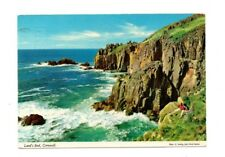 Cornwall - Land's End - Postcard Franked 1976