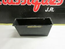 1971 1972 1973 MUSTANG AND COUGAR CONSOLE GLOVE BOX LINER WITH LATCH NOS BUT ..