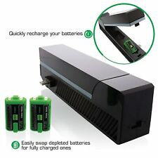 Modular Power Station For Xbox One [Charger, 2 Port, 2 Rechargeable Batteries]
