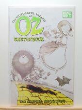 Wonderful Wizard of Oz Sketchbook Skottie Young Marvel Comics CB3478