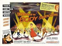Invasion of the Body Snatchers Movie POSTER 30 x 40 Kevin McCarthy, UKA