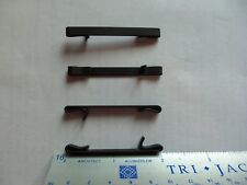 10-EARLY 2'' DOUBLE LOOP STYLE NAPA,MAC,PROTO TOOL BOX DRAWER SLIDE SPRING CLIPS