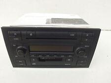 Audii A4 8E CD Radio Kassette Symphony II 8E0035195M  mit CODE 100% ok