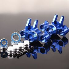 STEERING BLOCK KNUCKLE TRAXXAS 1/10 ALUMINUM E-REVO REVO 3.3 SUMMIT FRONT/REAR