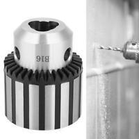 Mandrin de perceuse à clé robuste 3-16 mm B16 avec clé pour perceuse
