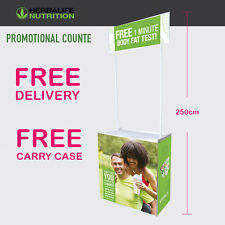 Herbalife Promotional Display Stands -Popup/Exhibition Stand_Free Body Test 2