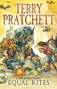 Equal Rites: A Discworld Novel: 3,Terry Pratchett