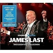 James Last - Essential Collection ( 2 x CD + DVD Live at Royal Albert Hall)