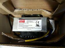 4Vze1G Dayton Transformer 20Va 120 Input 24 Output